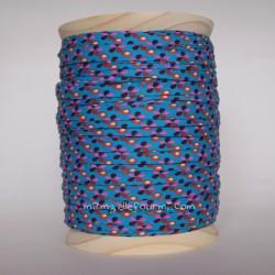 Biais sioux bleu