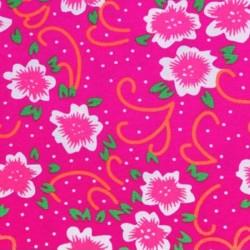 Coton fiora rose