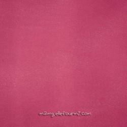Nylon oxford rose foncé