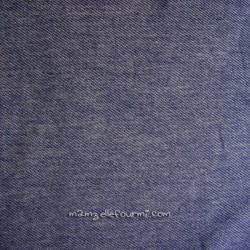 Jersey bio stretch jean bleu