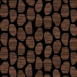 Viscose Halo brown