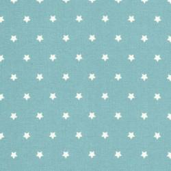 Enduit étoiles menthe glacée