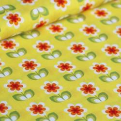 Coton whoopsy daisy jaune
