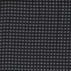 Raw plaid gris clair