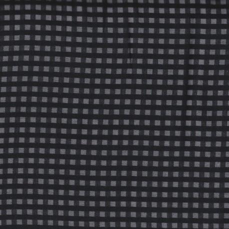 raw plaid gris clair mamzelle fourmi. Black Bedroom Furniture Sets. Home Design Ideas