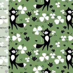 Jersey bio clover fox vert