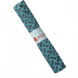 Coupon coton granit bleu ardoise