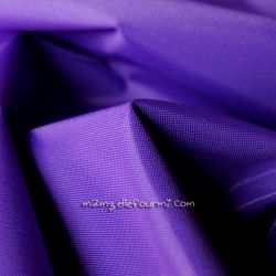 Toile nylon oxford violet