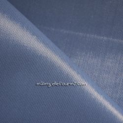 Toile nylon oxford bleu orage
