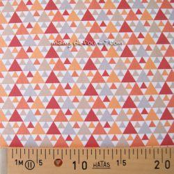 Coton tigaya orange