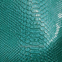 Similicuir comodo turquoise