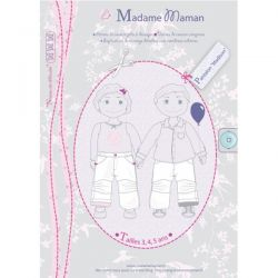 Pantalon Madison 3-5 ans