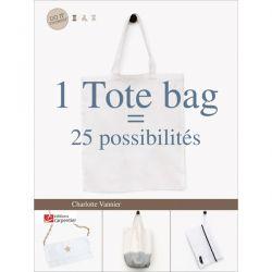 1 tote bag : 25 possibilités
