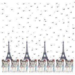 Popeline girls in Paris