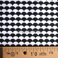 Coton écailles noir