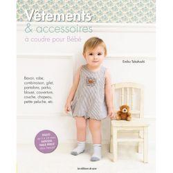 Vêtements et accessoires à coudre pour bébé
