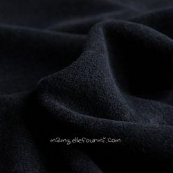 Maille merveilleuse noire