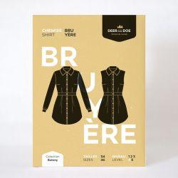 Patron chemise Bruyère