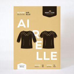 Patron blouse Airelle