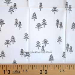 Coupon coton conifer