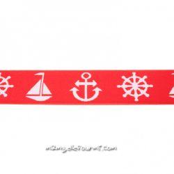 Élastique shorty mer rouge