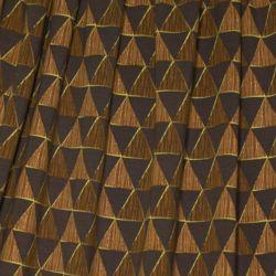 Jersey bio geometric chocolat