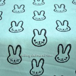 Sweat-minkee funny bunny