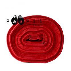 Bord-côte bio rouge