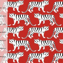 Jersey bio tigers rouge