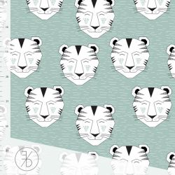 Jersey bio tiger dusty mint