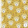 Jersey bio leopard gold