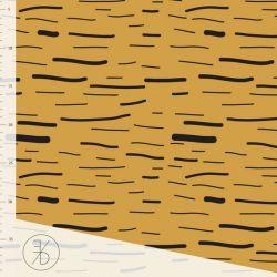 Jersey bio stripe gold