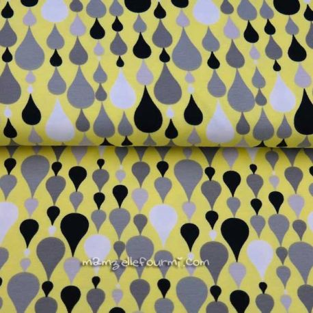 Jersey bio drops jaune
