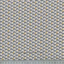 Coton facette or