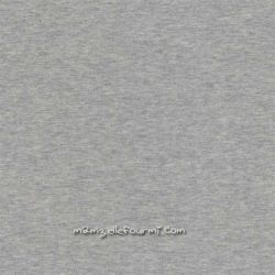 Sweat/molleton gris chiné