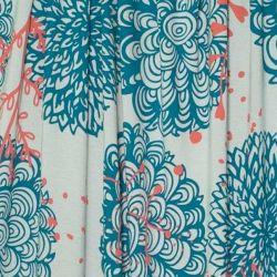 Jersey modal chrysanthème