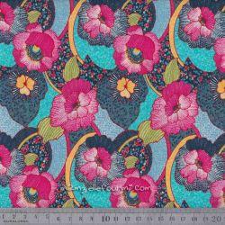 Coton hawai multicolore