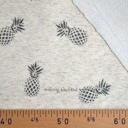 Sweat-minkee ananas scintillant