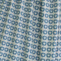 Maille jacquard bio apple bleu