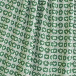 Maille jacquard bio apple vert