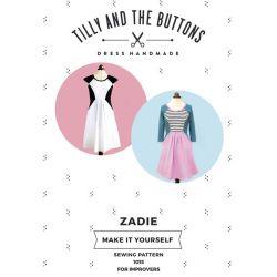 Patron robe Zadie