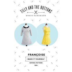 Patron robe Françoise