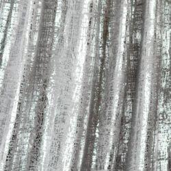Jersey métallique gris/argent
