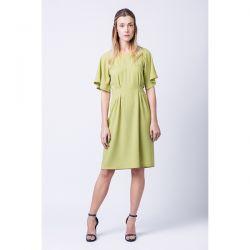 Ansa butterfly sleeve dress & top
