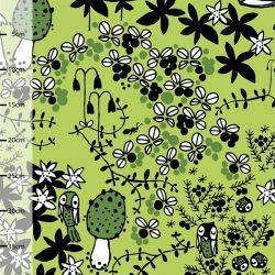 Jersey bio Moss Path vert pomme