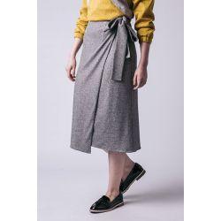 Tierra wrap skirt