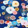 Jersey fleurs du Japon