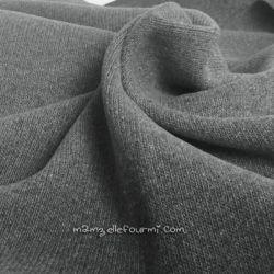 Maille merveilleuse gris moyen