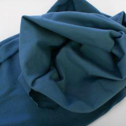 Bord-côte bio tubulaire gris/bleu