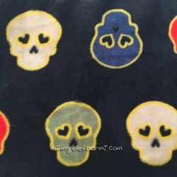 Fourrure skulls